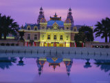 West Front of the Casino, Monte Carlo, Monaco, Europe Photographic Print by Ruth Tomlinson