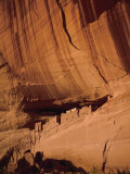 Anasazi White House Ruins, Canyon De Chelly, Arizona, USA Photographic Print by Michael Howell