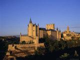The Alcazar and Cathedral, Segovia, Castilla Y Leon, Spain Photographic Print by Ruth Tomlinson