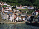 Cudillero, Fishing Village on the North Coast, Asturias, Spain, Europe Photographic Print by Duncan Maxwell