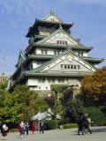 Osaka Castle, Osaka, Japan Photographic Print by Adina Tovy