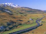 The Dinas Mawddwy to Dolgellau Road, Snowdonia National Park, Gwynedd, Wales, UK, Europe Photographic Print by Duncan Maxwell