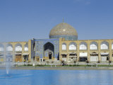 Lotfollah Mosque, Isfahan, Iran, Middle East Photographic Print by Christopher Rennie