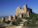 Castillo De Loarre, Loarre, Huesca, Aragon, Spain, Europe, Photographic Print