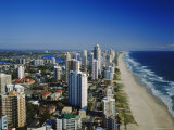 Surfers Paradise, the Gold Coast, Queensland, Australia Photographic Print by Adina Tovy