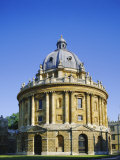 Radcliffe Camera, Oxford, Oxfordshire, England, UK Photographic Print by Adina Tovy