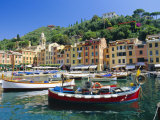 Portofino, Liguria, Italy, Europe Photographic Print by Ruth Tomlinson