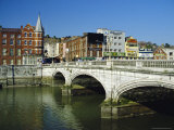 St. Patrick's Bridge, Cork City, Ireland Photographic Print by Duncan Maxwell