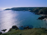 Petit Bot Bay, Guernsey, Channel Islands, UK, Europe Photographic Print by Firecrest Pictures