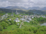 Clifden, Connemara, County Galway, Connacht, Republic of Ireland (Eire), Europe Fotografisk trykk av Roy Rainford