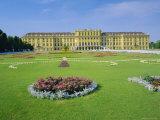 Schonbrunn Palace, Vienna, Austria Fotografisk tryk af Roy Rainford