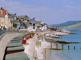 Lyme Regis, Dorset, England Photographic Print by Jeremy Lightfoot