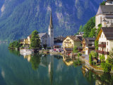Hallstatt, Salzkammergut, Austria Photographic Print by Roy Rainford