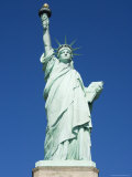 Statue of Liberty, Liberty Island, New York City, New York, United States of America, North America Photographie par Amanda Hall