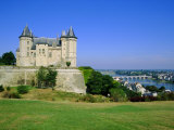 Saumur, Pays De La Loire, Loire Valley, France, Europe Photographic Print by Firecrest Pictures