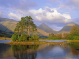 Glen Etive, Highlands Region, Scotland, UK, Europe Photographic Print by Roy Rainford