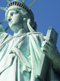 Statue of Liberty, Liberty Island, New York City, New York, United States of America, North America Photographic Print by Amanda Hall