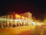 Sloppy Joe's Bar, Key West, Florida, USA Photographic Print by Amanda Hall