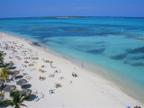 Cable Beach, Nassau, Bahamas, West Indies, Central America Photographic Print by Firecrest Pictures