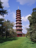 The Pagoda, Kew Gardens, Kew, London, England, UK Photographic Print by Roy Rainford
