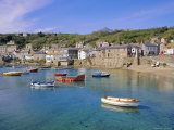 Mousehole, Cornwall, England, UK Photographic Print by Roy Rainford