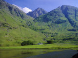 Glencoe (Glen Coe), Highlands Region, Scotland, UK, Europe Photographic Print by Roy Rainford