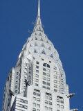 The Chrysler Building, 42nd Street, Manhattan, New York City, New York, USA Photographic Print by Amanda Hall