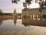 Chateau, Chenonceaux, Centre, Loire Valley, France, Europe Photographic Print by Firecrest Pictures