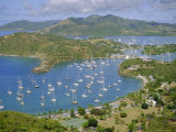 English Harbour, Antigua, Caribbean, West Indies Photographic Print by Firecrest Pictures