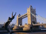 Tower Bridge, London, England, UK Photographic Print by Roy Rainford