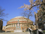 The Royal Albert Hall, Kensington, London, England, UK Photographic Print by Roy Rainford