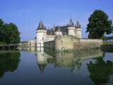 Sully-Sur-Loire Chateau, Loire Valley, Unesco World Heritage Site, France, Europe Photographic Print by Roy Rainford