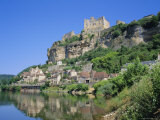 Beynac, the Dordogne, Aquitaine, France, Europe Photographic Print by Roy Rainford