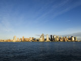 Manhattan Skyline Across the Hudson River, New York City, New York, USA Photographic Print by Amanda Hall