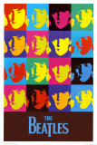 Beatles - Warhol Poster