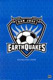 MLS - San Jose Logo Posters