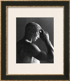 Marcellus as Mercury, Variously Identified as Germanicus, Caesar and Octavian, circa 23 BC Framed Giclee Print by Cleomenes