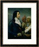 Portrait of Louis-Charles-Antoine Desaix De Veygoux (1768-1800) 1800 Framed Giclee Print by Andrea Appiani