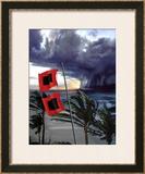 Start of Hurricane Season Framed Giclee Print