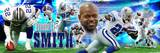 Cowboys Emmitt Smith Panoramic Photo Photo