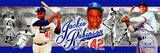 Jackie Robinson Panoramic Photo Photo