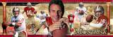 Joe Montana Panoramic Photo Photo