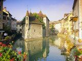 Palais De L'Isle, Annecy, Haute Savoie, Rhone Alps, France, Europe Photographic Print by John Miller