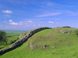 Hadrians Wall, Northumberland, England Photographic Print by Nigel Francis
