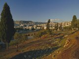 Nazareth, Israel, Middle East Photographic Print by Fred Friberg