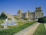 Blenheim Palace, Oxfordshire, England Photographic Print by Nigel Francis