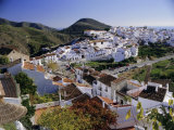 Frigiliana, North of Nerja, Andalucia, Spain Photographic Print by Michael Short