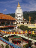 Kek Lok Si Temple, Penang, Kuala Lumpur, Malaysia, Asia Photographic Print by John Miller