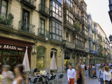 Bilbao Old Town, Spain Photographic Print by John Miller