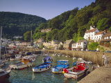Lynmouth, Devon, England Photographic Print by John Miller